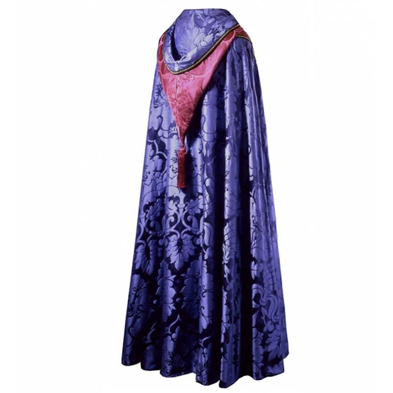 Abbey Cope in Blue Bellini with Comper Purple Gothic Orphreys - Watts & Co. (international)