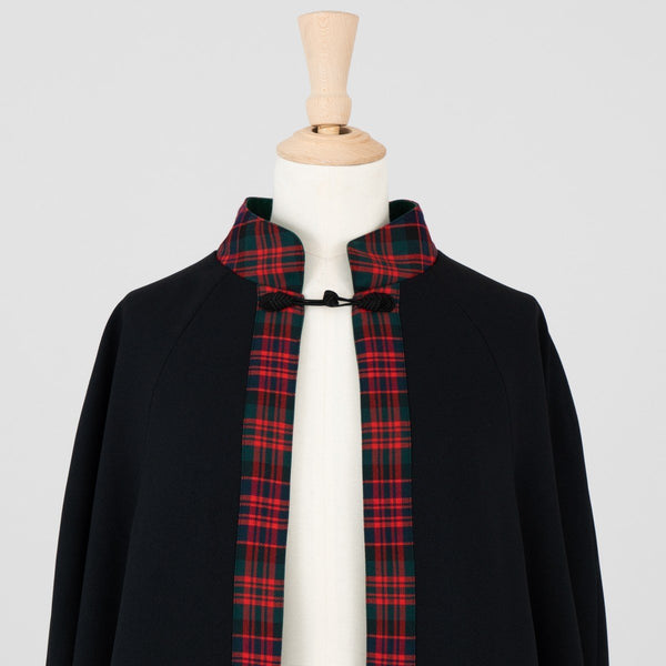 Adult's Choir Cape with Tartan Trim - Watts & Co. (international)