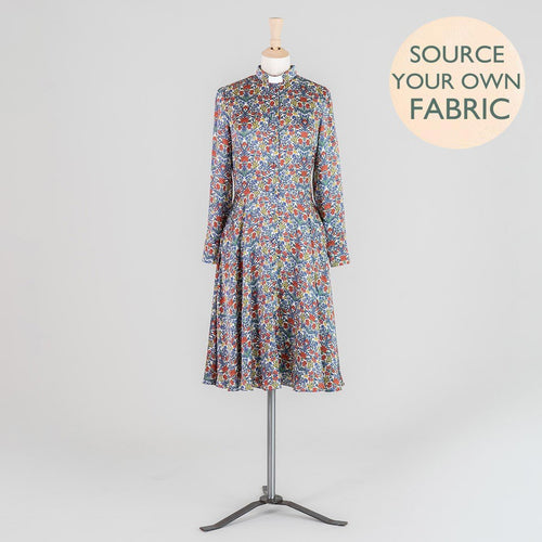 Bespoke Liberty Shirt Dress - Patterned - Watts & Co. (international)