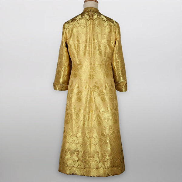 Catherine Silk Bespoke Clergy Dress - Watts & Co. (international)