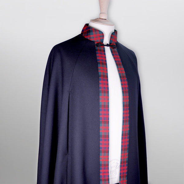 Child's Choir Cape with Tartan Trim - Watts & Co. (international)