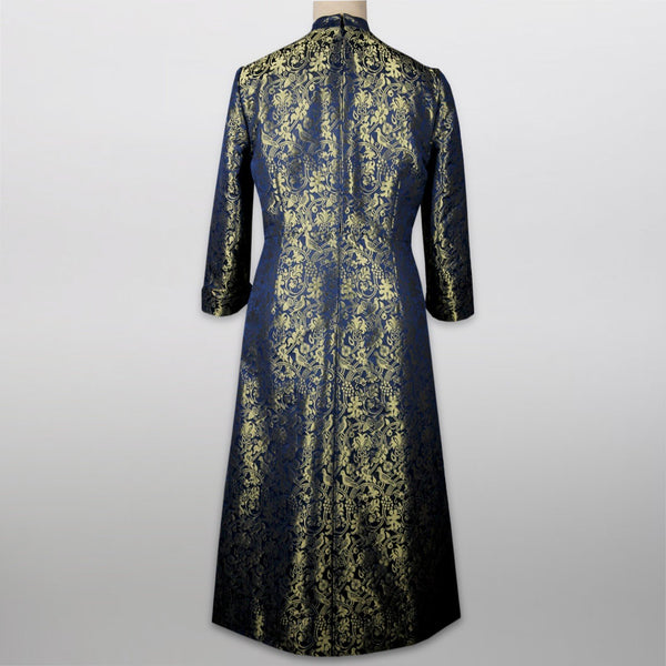 Christine bespoke clergy dress - Watts & Co. (international)