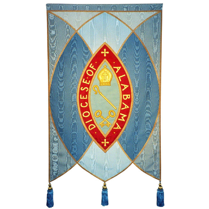 Diocesan banner - Watts & Co. (international)