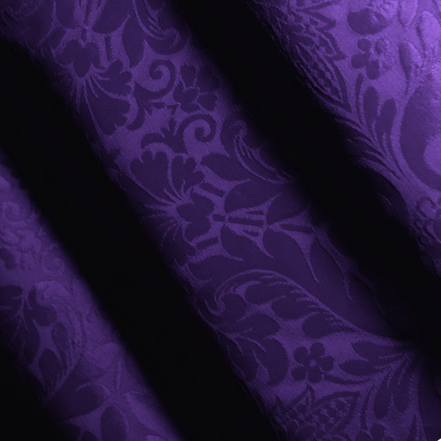 Florence Brocade – Violet - Watts & Co. (international)