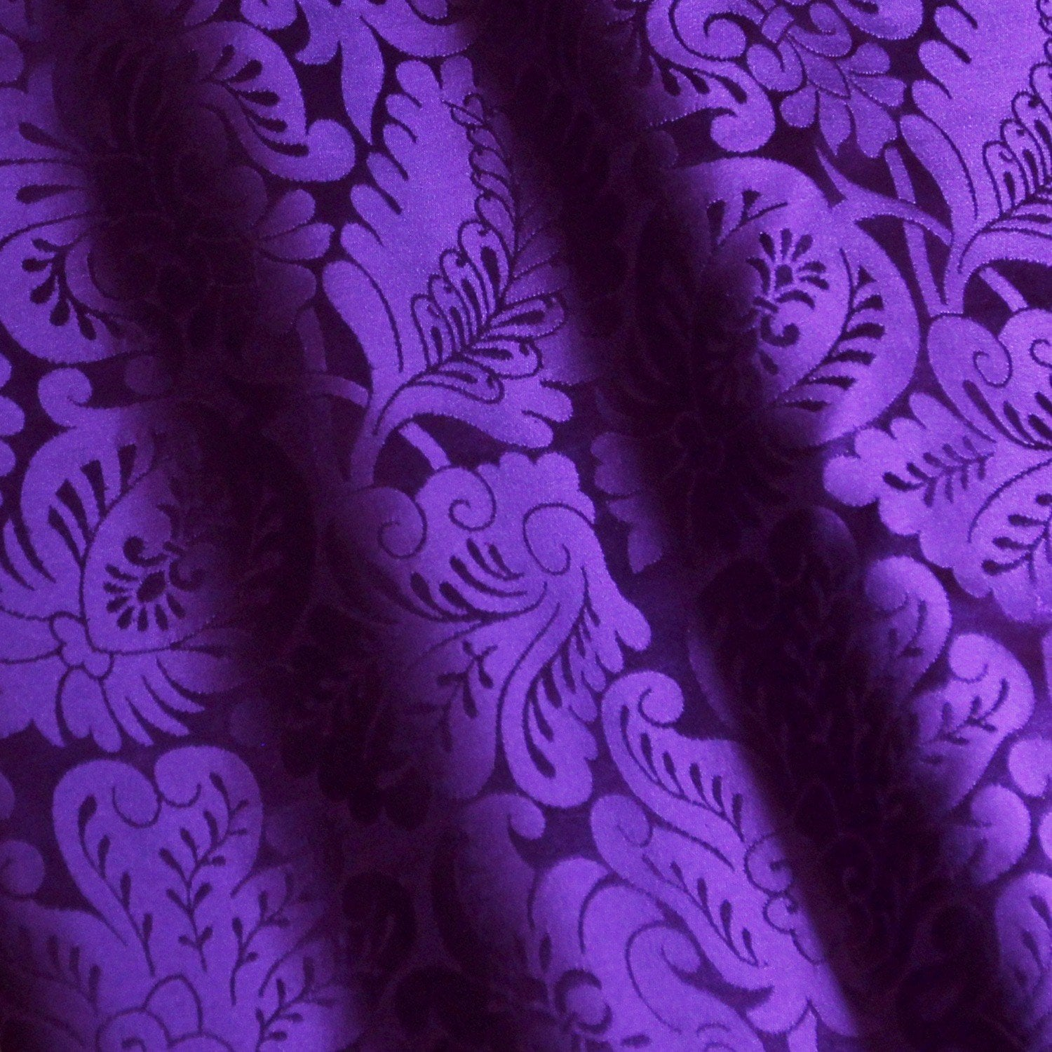 Holbein Silk Damask - Royal Purple - Watts & Co. (international)