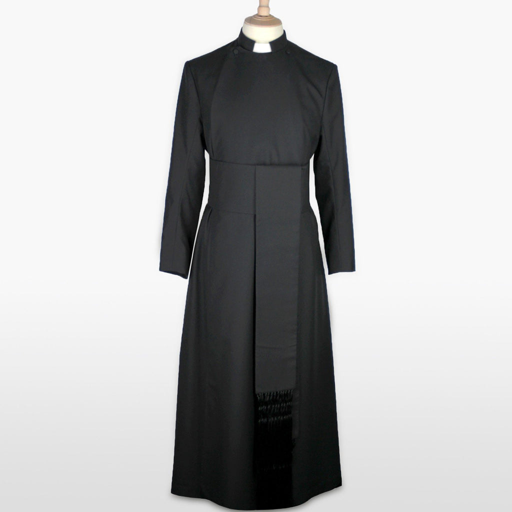 Made to Measure (Bespoke) Double Breasted Minister Cassock - Watts & Co. (international)