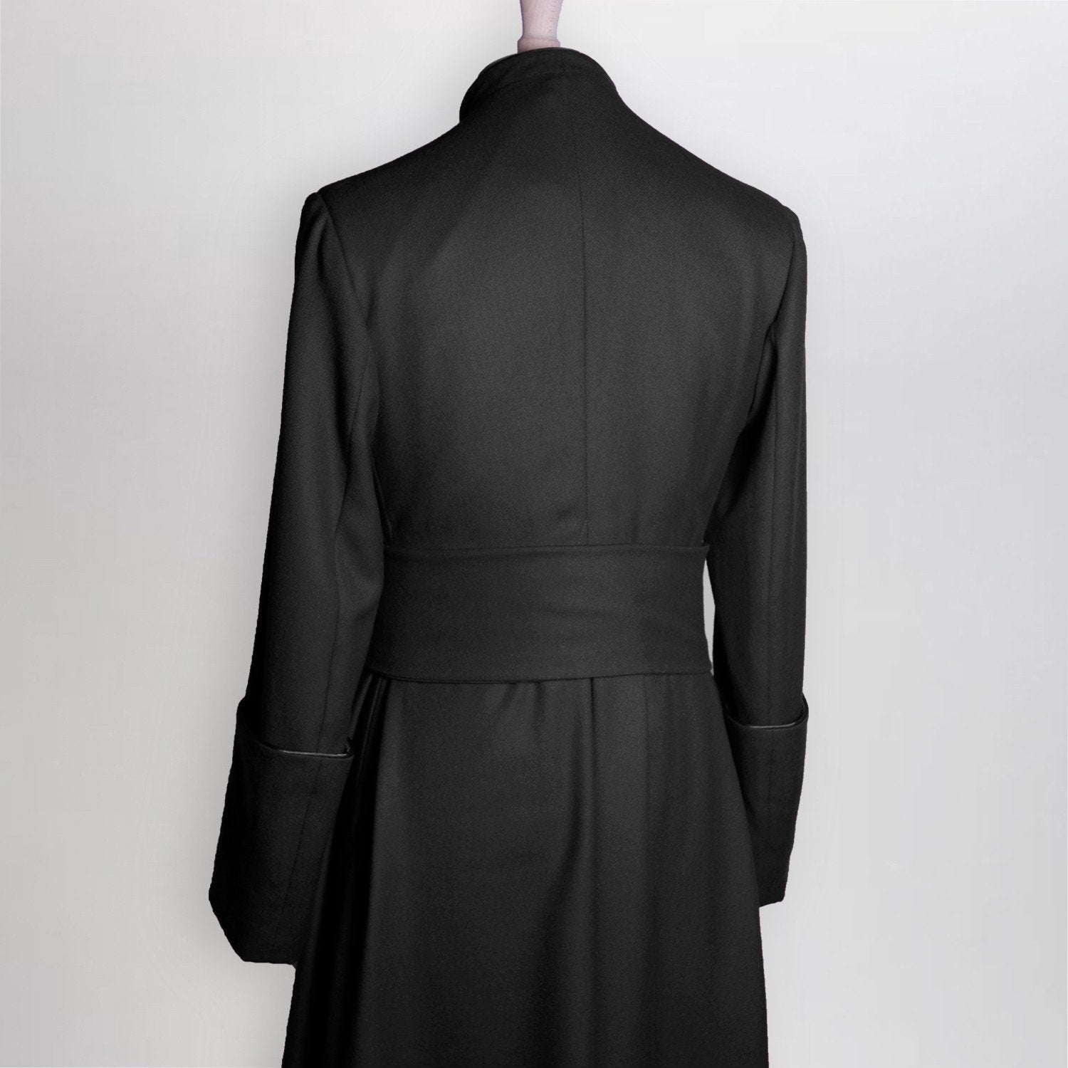 Made to Measure (Bespoke) Single Breasted Minister Cassock - Watts & Co. (international)