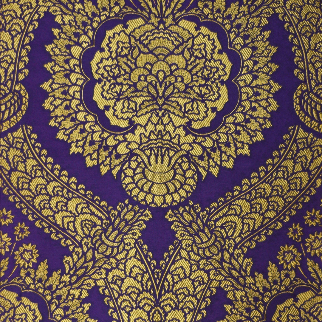 Memlinc - Purple & Gold - Watts & Co. (international)