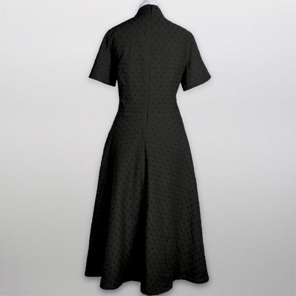 Orelia Black Summer Dress - Watts & Co. (international)