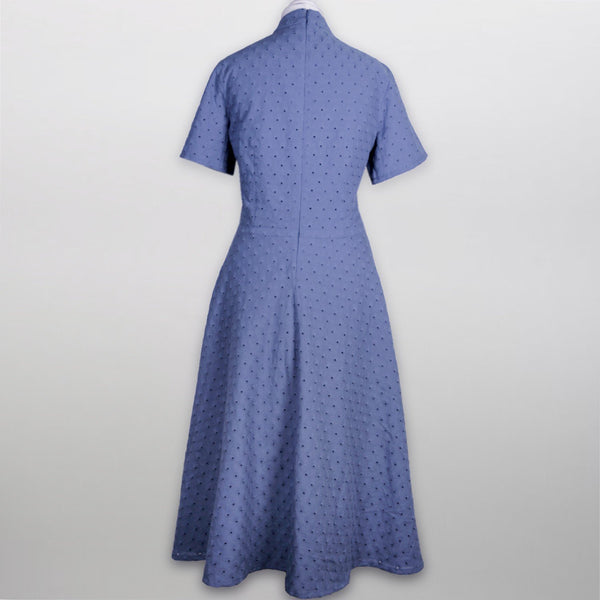 Orelia Cornflower Blue Summer Dress - Watts & Co. (international)