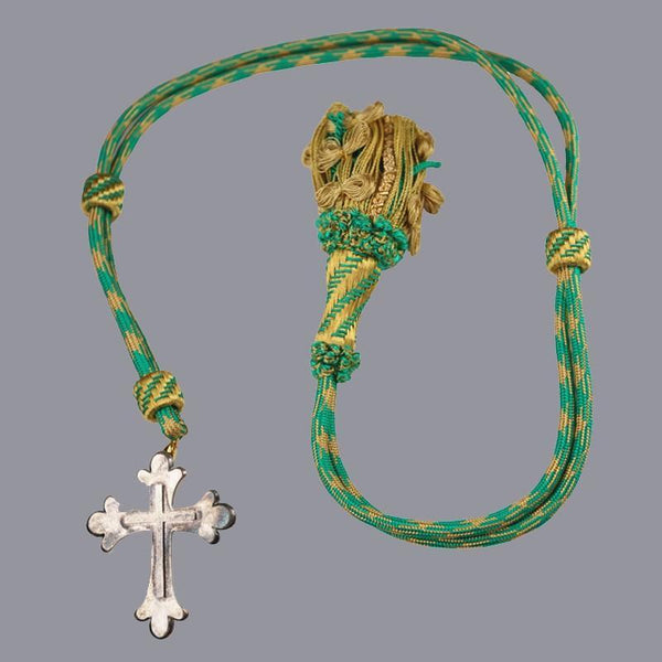 Pectoral Cross Festal Cord - Watts & Co. (international)