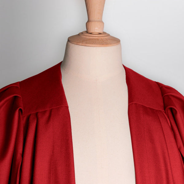 Polyester Open Fronted Choir Gown - Watts & Co. (international)