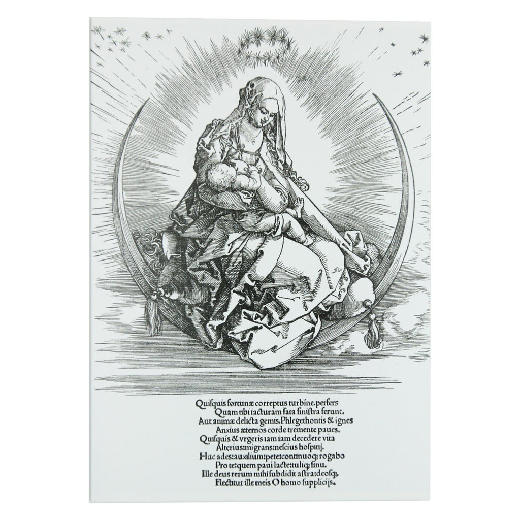 Religious Card, The Life of the Virgin - Watts & Co. (international)