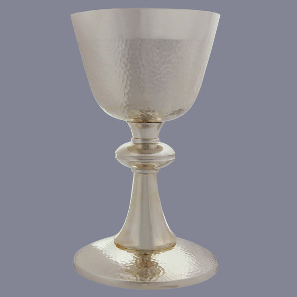 Silver Plate Chalice - St Agnes - Watts & Co. (international)