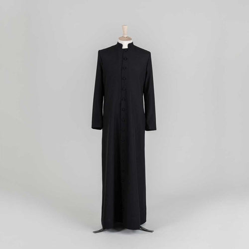 Single Breasted Readers Cassock<br>Polyester - Watts & Co. (international)