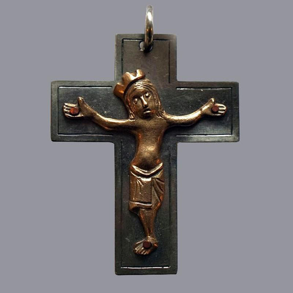 Small Neck Cross, 1.75
