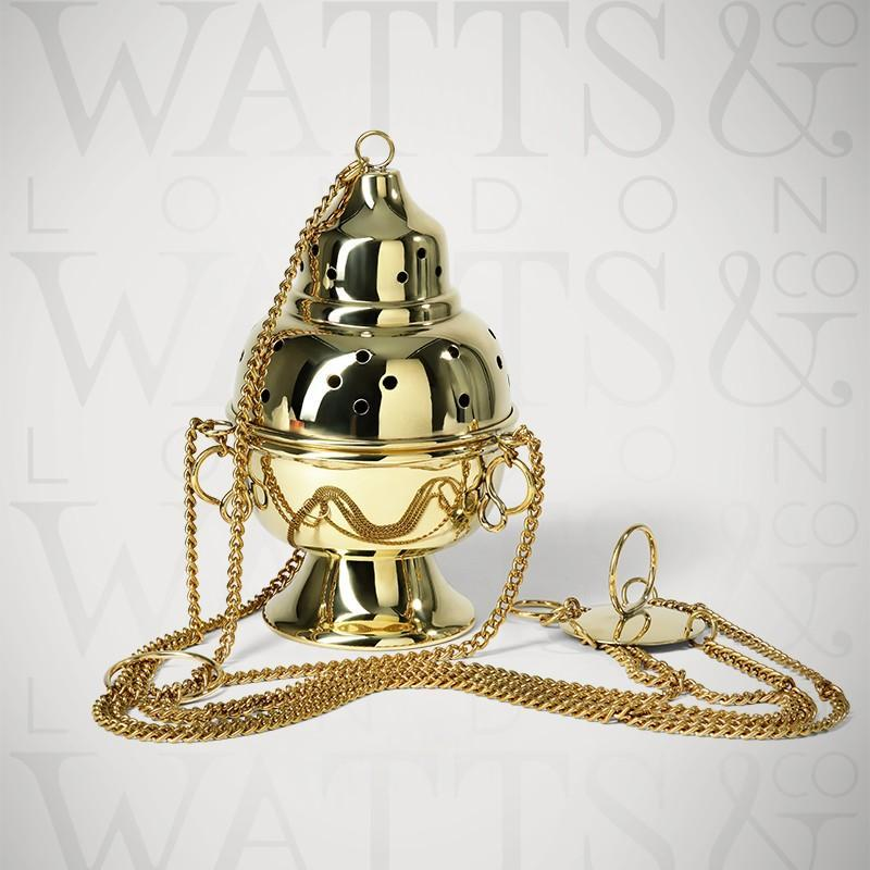 Thurible - Old English - Watts & Co. (international)
