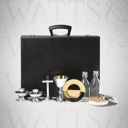 Visiting Service / Mass Kit Wafer & Crucifix - Watts & Co. (international)