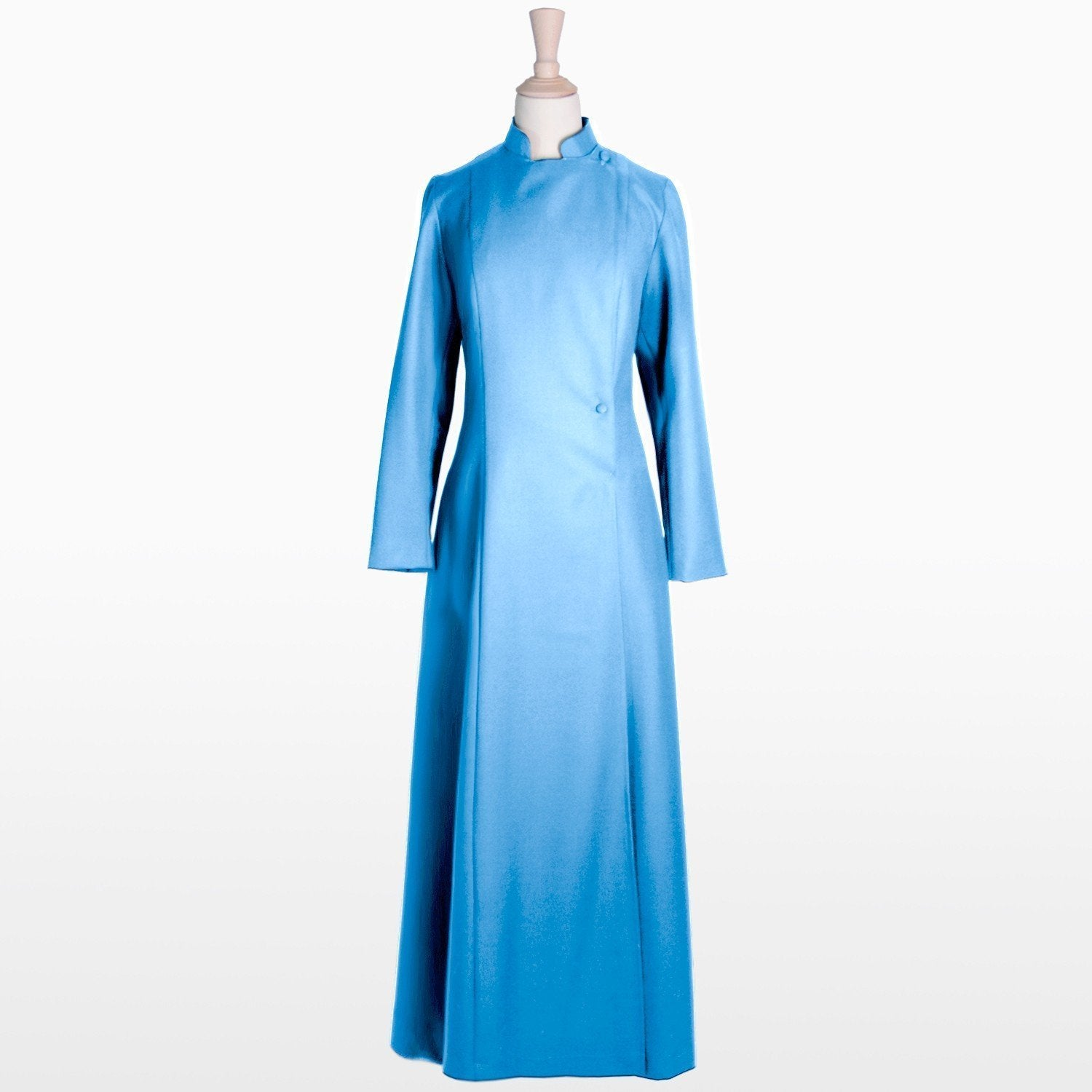 Women's Polyester Double Breasted Choir Cassock - Watts & Co. (international)