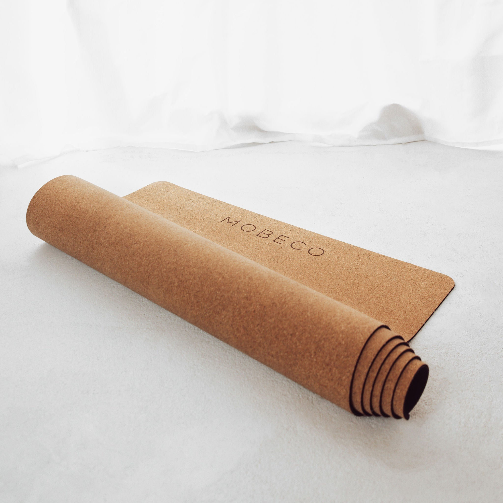 Cork Yoga Mat by MOBECO