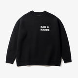 BOX LOGO WOOL SWEATER