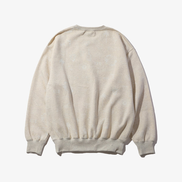 GRAFFITI CREW SWEAT OATMEAL