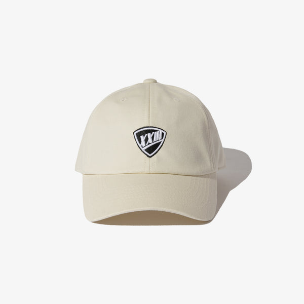 PATCH LOGO CAP BEIGE
