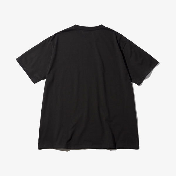 CVT GRAPHIC TEE CHARCOAL