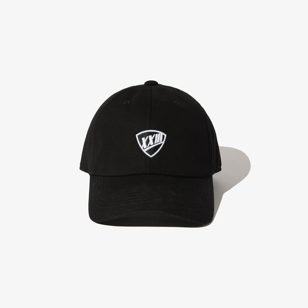PATCH LOGO CAP BLK