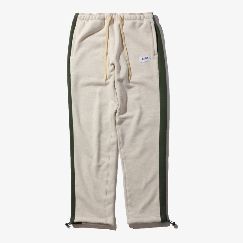 HOOP SWEAT PANTS OATMEAL