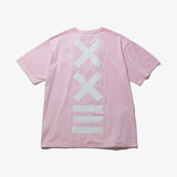 LOGO POCKET TEE PINK