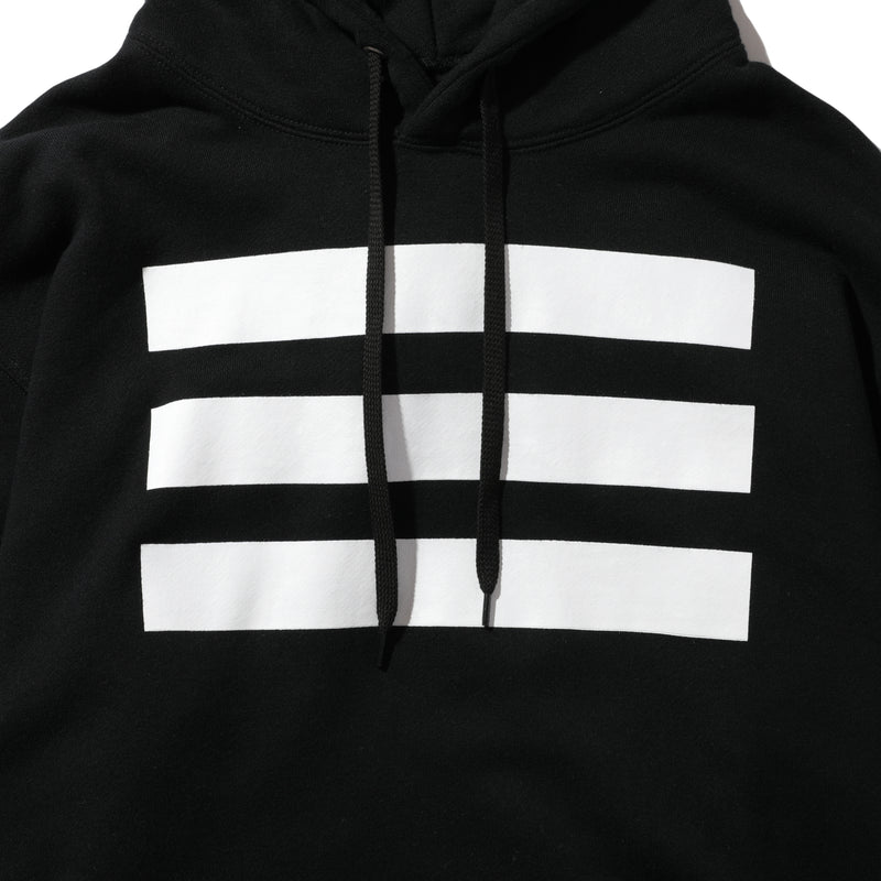 CLASSIC LOGO HOODIE BLK