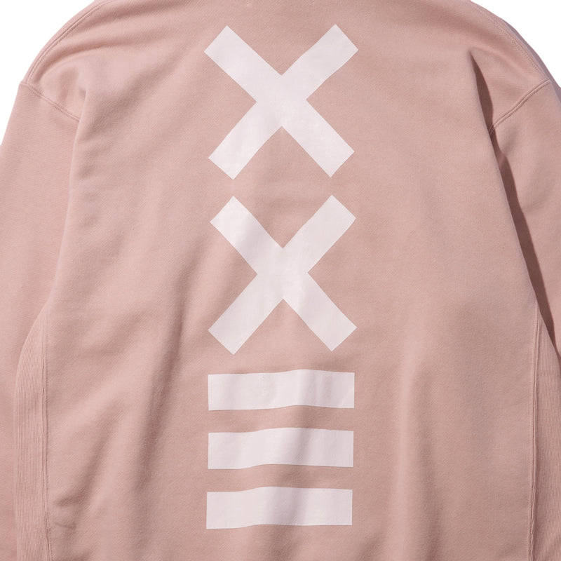 CLASSIC LOGO HOODIE PINK