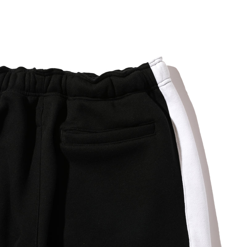 HOOP SWEAT PANTS BLK/WHT