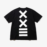 LOGO POCKET TEE BLK