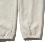 GRAFFITI SWEAT PANTS OAT