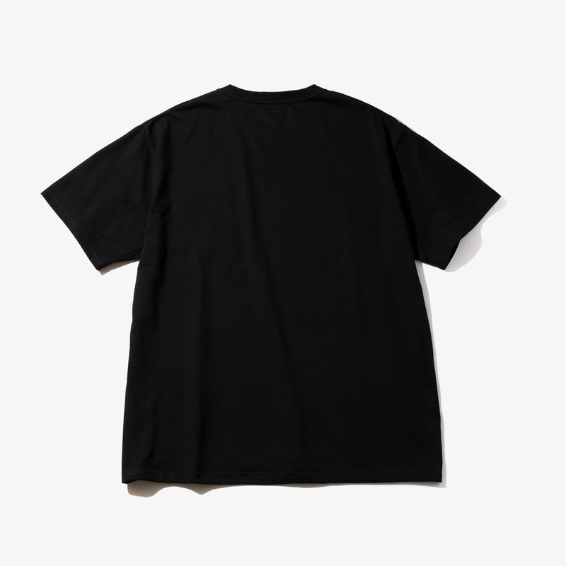 POCKET TEE BLK