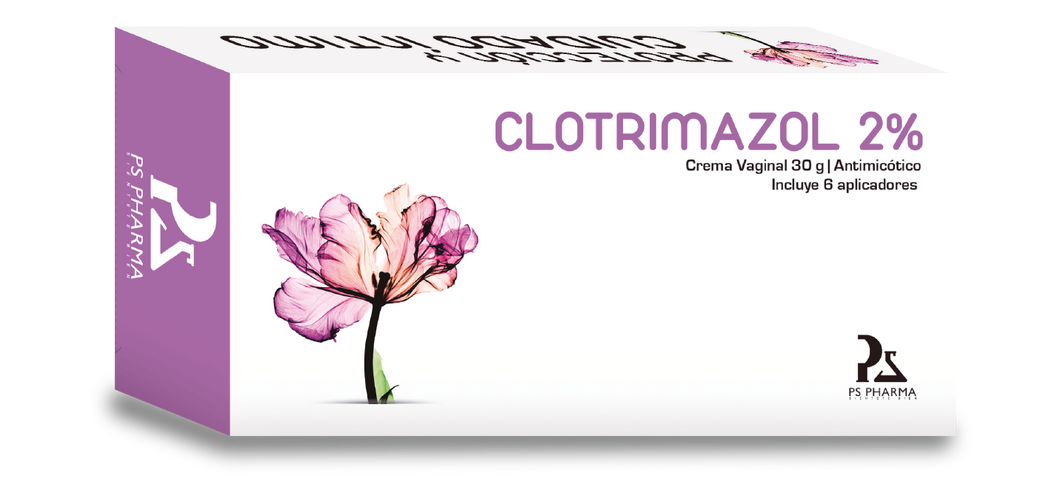 CLOTRIMAZOL 2% PS CREMA VAGINAL