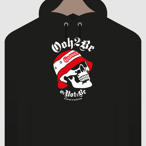Ooh2Be Or Not 2 Be Home hoodie