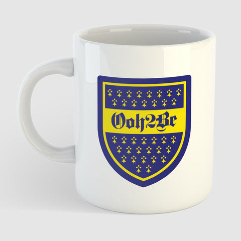 AFC Badge Heritage Away Mug