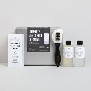 Complete Gent's Shoe cleaning Kit | Up To £50
