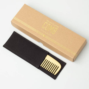 Fine & Dandy Brass Comb | Up To £25