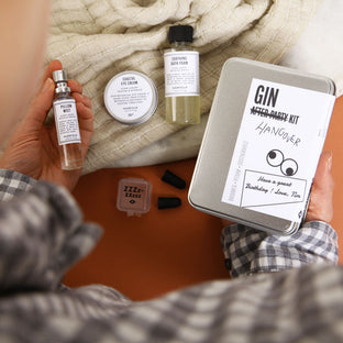 Hangover Recovery Kit - Overdid It On The Gin | Gin Accessories
