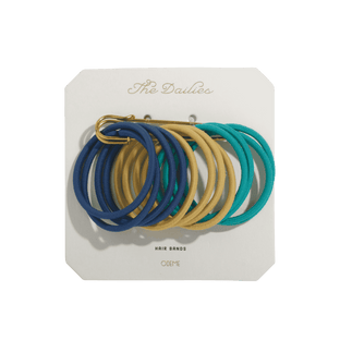 Hair Bands - Navy Variety - Men's Society | Up To £15