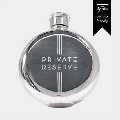 Hip Flasks - Private Reserve