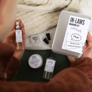 Time With The In Laws Survival Kit | Up To £25