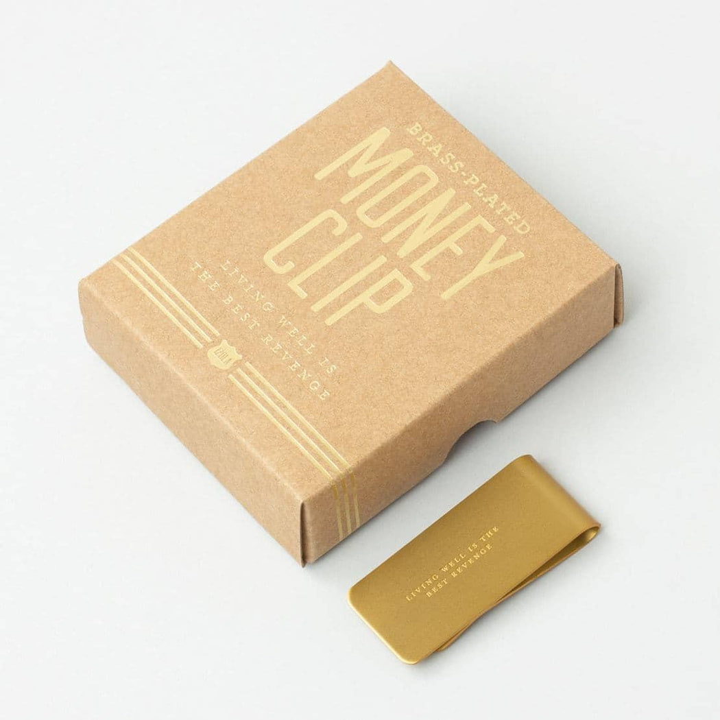Money Clip - Living Well