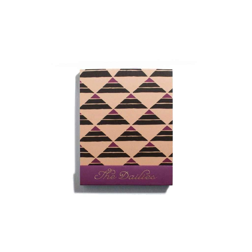 Matchbook Nail Files - Plum