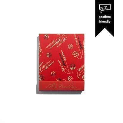 Matchbook Nail Files - Red