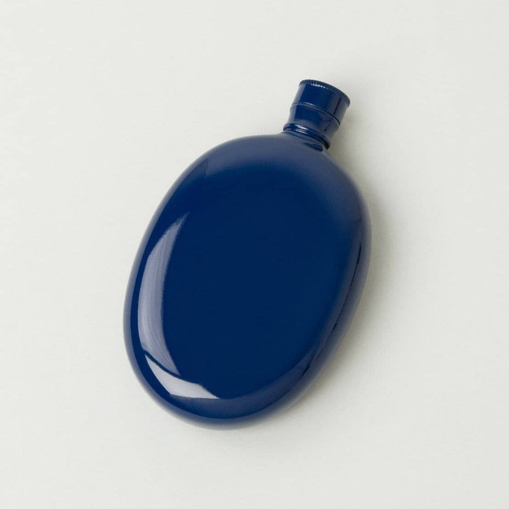 Odeme Hip Flask - Navy